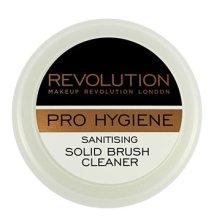 Парфюми, Парфюмерия, козметика Продукт за почистване на четки за грим - Makeup Revolution Solid Brush Cleaner