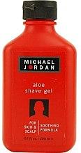 Парфюми, Парфюмерия, козметика Гел за бръснене - Michael Jordan Aloe Shave Gel