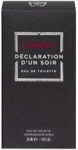 Cartier Declaration DUn Soir - Тоалетна вода — снимка N4