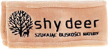 Комплект за суха и нормалана кожа - Shy Deer Ritual Spa & Relax (маска/50ml + пилинг/100ml + чай/90g + лента за глава/1 бр + козм. чанта/1 бр) — снимка N5