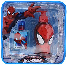 Парфюмерия и Козметика Air-Val International Spiderman - Комплект (edt/50ml + sh/gel/250ml)