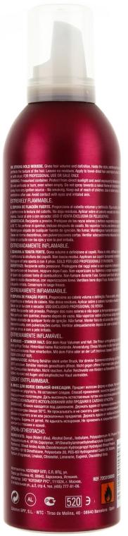 Пяна ултра-силно фиксиране - Revlon Professional Pro You Extra Strong Hair Mousse Extreme — снимка N2