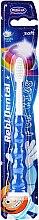 Парфюми, Парфюмерия, козметика Детска мека четка за зъби M14, синя - Mattes Rebi-Dental