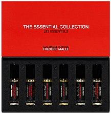 Парфюмерия и Козметика Frederic Malle The Essential Collection: First Encounter For Men - Комплект парфюмна вода (edp/mini/3.5mlx6)