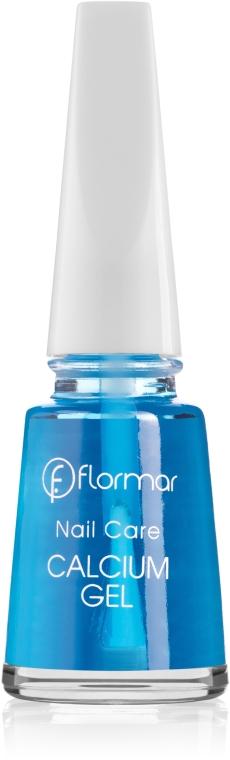 Лак за нокти - Flormar Nail Care Calcium Gel