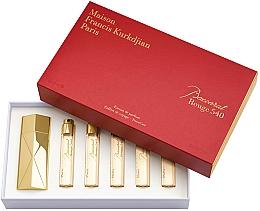 Парфюмерия и Козметика Maison Francis Kurkdjian Baccarat Rouge 540 - Комплект парфюми (parfum/5x11ml)
