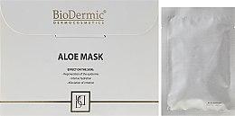 Парфюмерия и Козметика Маска за лице с алое - BioDermic Aloe Mask