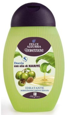 "Гель для душа ""Karite"" - Paglieri Felce Azzurra Benessere Shower Gel — снимка N1"