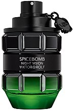 Парфюмерия и Козметика Viktor & Rolf Spicebomb Night Vision - Тоалетна вода (тестер с капачка)