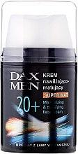 Парфюми, Парфюмерия, козметика Матиращ крем за лице - Dax Men Moisturizing & Matting Face Cream 20+