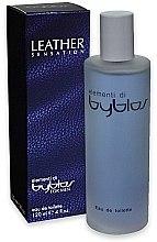 Парфюми, Парфюмерия, козметика Byblos Leather Sensation - Тоалетна вода