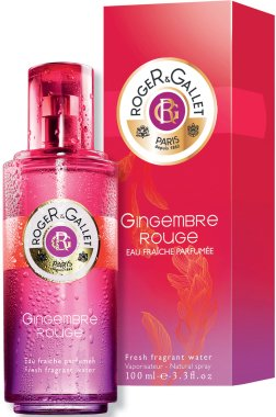 Roger & Gallet Gingembre Rouge - Ароматна вода — снимка N1