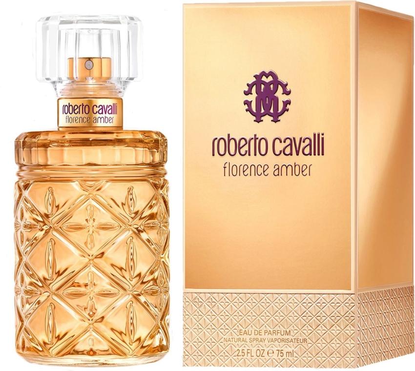 Roberto Cavalli Florence Amber - Парфюмна вода — снимка N1