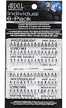 Парфюми, Парфюмерия, козметика Комбинирани черни мигли на снопчета - Ardell Set Individual Combo Pack Black