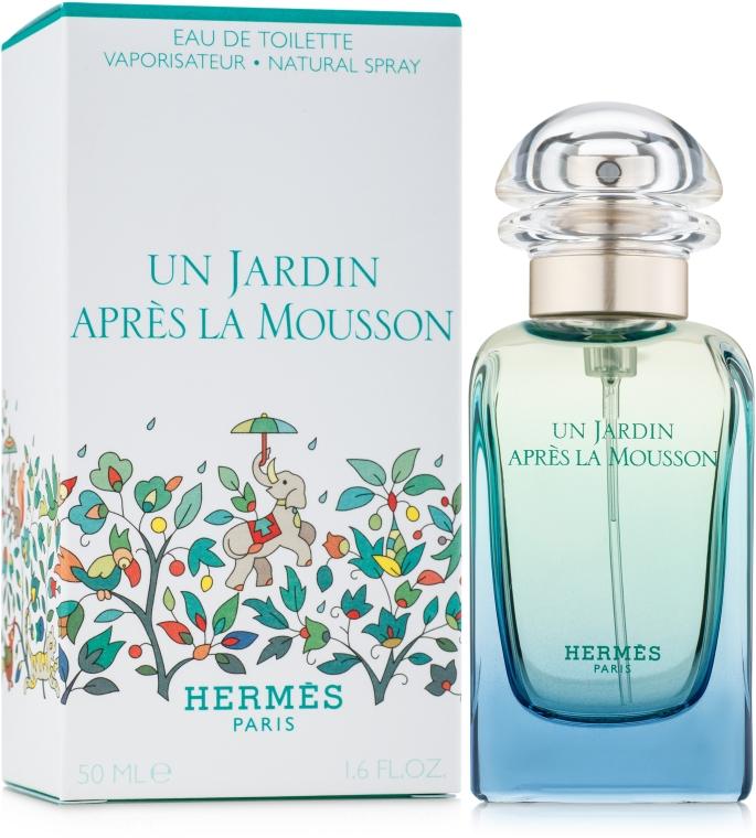 Hermes Un Jardin Apres la Mousson - Тоалетна вода — снимка N2