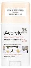 Парфюмерия и Козметика Стик дезодорант - Acorelle Deodorant Stick Gel Heart Of Jasmine