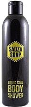 Парфюми, Парфюмерия, козметика Душ гел с активен въглен - Sadza Soap Liquid Coal Body Shower