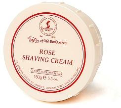Парфюмерия и Козметика Крем за бръснене с роза - Taylor of Old Bond Street Rose Shaving Cream Bowl