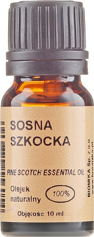 """Натурално масло """"Бор"""" - Biomika Oil Syberian Pine — снимка N1"""