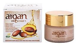 Парфюми, Парфюмерия, козметика Дневен подхранващ и овлажняващ крем за лице - Diet Esthetic Argan Essence Oil Cream