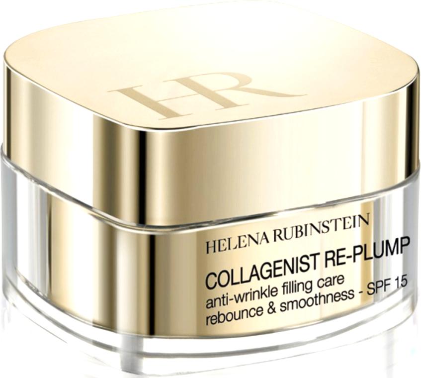 Крем за суха кожа против стареене - Helena Rubinstein Collagenist Re-Plump SPF 15 — снимка N1