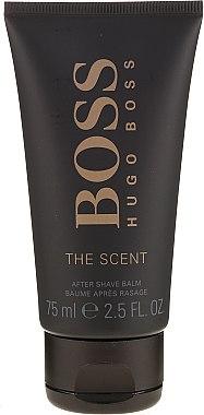 Hugo Boss The Scent - Комплект (тоал. вода/200ml + афтър. гел/75ml) — снимка N3