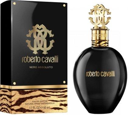 Roberto Cavalli Nero Assoluto - Парфюмна вода — снимка N1