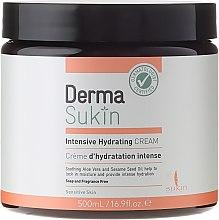 Парфюми, Парфюмерия, козметика Ежедневен хидратиращ крем за лице и тяло - Derma Sukin Daily Intevisive Hydrating Cream