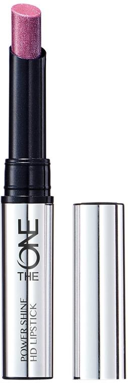 Червило за устни с блестящ ефект - Oriflame The One Power Shine HD Lipstick