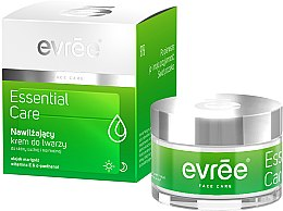 Парфюмерия и Козметика Крем за лице - Evree Facial Care Essential 20+