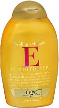 Парфюми, Парфюмерия, козметика Балсам за коса с витамин E - Ogx Hair Conditioner Vitamin E