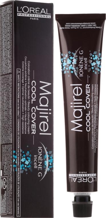 Устойчива боя за коса - L'Oreal Professionnel Majirel Cool Cover (без включен оксидант)