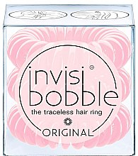 Парфюми, Парфюмерия, козметика Комплект ластици за коса, 3 бр. - Invisibobble Original Blush Hour