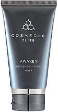 Парфюмерия и Козметика Възстановяваща гел-маска за лице с полихидрокси киселини - Cosmedix Awaken Replenishing Gel Mask