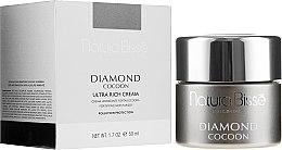Парфюмерия и Козметика Хидратиращ крем за лице - Natura Bisse Diamond Cocoon Ultra Rich Cream