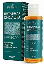 Парфюмерия и Козметика Лосион за възстановяване и растеж на косата с янтарна киселина - Mirrolla