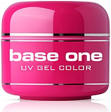 Парфюмерия и Козметика Цветен гел за нокти - Silcare Base One Color