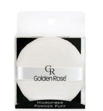 Парфюми, Парфюмерия, козметика Гъба за пудра - Golden Rose Microfiber Powder Puff
