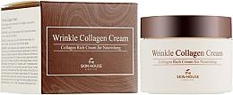 Парфюмерия и Козметика Подхранващ крем против бръчки с колаген - The Skin House Wrinkle Collagen Cream