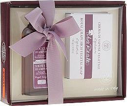 Парфюми, Парфюмерия, козметика Комплект шампоан и сапун - Erbario Toscano Royal Grape (shmp/125ml + soap/140g)