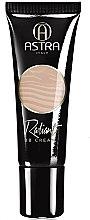 Парфюмерия и Козметика BB крем за лице - Astra Make-up Radiant BB Cream