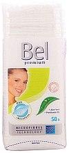 Парфюмерия и Козметика Козметични памучни тампони, квадратни - Bel Premium Cottons Cleansing