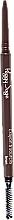 Парфюми, Парфюмерия, козметика Водоустойчив молив за вежди - Peggy Sage Eyebrow Pencil