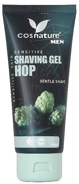 Натурален успокояващ гел за бръснене - Cosnature Men