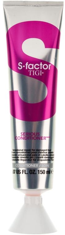 Възстановяващ балсам за коса - Tigi Serious Conditioner