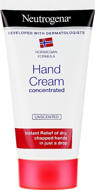 Концентриран крем за ръце - Neutrogena Norwegian Formula Concentrated Unscented Hand Cream