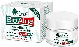 Парфюми, Парфюмерия, козметика Нощен регенериращ крем за лице - Ava Laboratorium Bio Alga Regenerating And Smoothing Night Cream