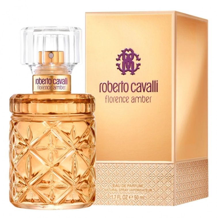 Roberto Cavalli Florence Amber - Парфюмна вода — снимка N3