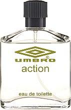 Парфюмерия и Козметика Umbro Action - Тоалетна вода (тестер с капачка)