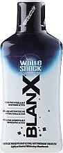 """Парфюми, Парфюмерия, козметика Вода за уста """"Моментална белота"""" - BlanX White Shock"""